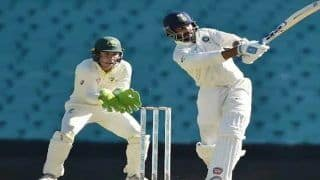 India vs Australia 2018: Murali Vijay Goes From 74 To 100 In An Over   WATCH
