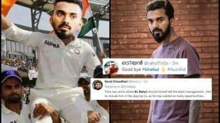 Australia vs India 2nd Test Perth: Kl Rahul Gets Trolled After Failure, Twitter Requests Virat Kohli to Get  Him Dropped
