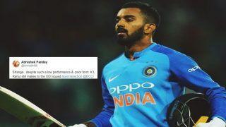 BCCI Announce Squad For Australia, New Zealand ODI, T20I; MS Dhoni Included in Virat Kohli-Led Squad, Twitter Slams KL Rahul Selection