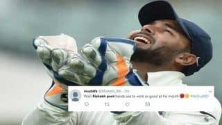 2nd Test Perth Australia vs India: Rishabh Pant Gets Trolled For Dropping a Sitter of Shaun Marsh, Twitter Slams Wicketkeeper For Continuous Chatter With Virat Kohli
