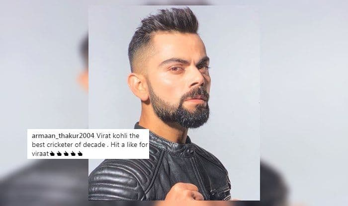 Indian Captain Virat Kohli Gets New Look Ahead Of Melbourne