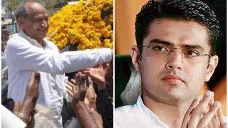 राजस्थान: सीएम पद की दौड़ में अशोक गहलोत आगे, 'पायलट' बनने से चूक गए सचिन!
