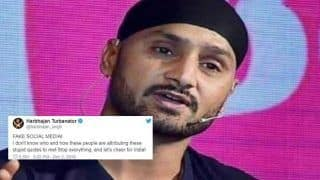 India vs Australia 1st Test: Harbhajan Singh to Support Aussies if Rohit Sharma Isn't Selected? Offie Alerts Fans From 'Fake Social Media' Post