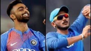 IPL 2019 Player Auction: Axar Patel, Jaydev Unadkat Goes to Delhi Capitals, Rajasthan Royals For Rs 5, 8.4 Cr Respectively, Sets Twitter Ablaze