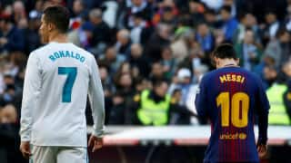 'I'd Like Him To Come To Italy One Day': Cristiano Ronaldo Urges Lionel Messi To Play In Other League Than Spain