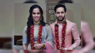Just Married! Saina Nehwal Ties The Knot With Parupalli Kashyap, Shares Pictures on Twitter | PIC