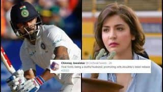 India vs Australia 3rd Test Melbourne: Twitter ROFL's as Both Virat Kohli, Anushka Sharma End 2018 With 'Zero'