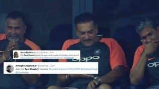 Ravi Shastri Gets Trolled After Virat Kohli-Led Team India Collapse at Perth vs Australia