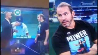 Australia vs India 2018, 1st Test: Murali Karthik Explaining Cricket Rules to WWE Star Matt Hardy is Extremely Funny | WATCH