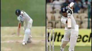 2nd Test Australia vs India Perth: Virat Kohli's Picture Perfect Straight-Drive Will Remind You of Sachin Tendulkar | WATCH