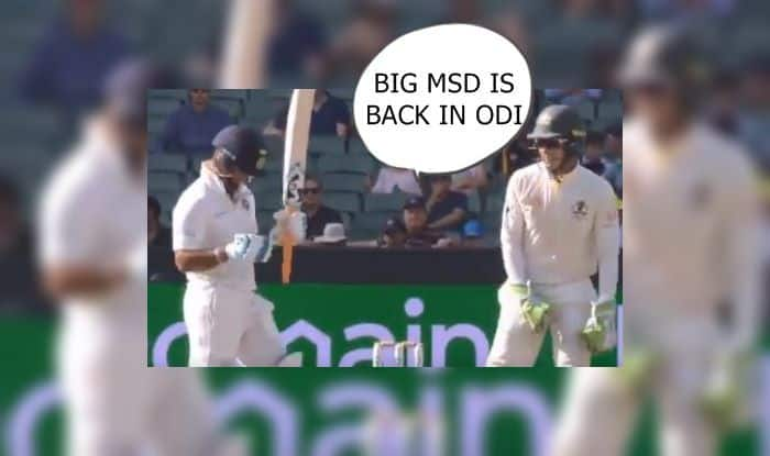 Australia vs India 3rd Test
