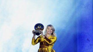 Women's Ballon d'Or Winner Ada Hegerberg Shuts Down 'Twerk' Demand Made by Presenter