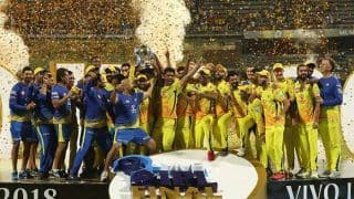 IPL 2019 Player Auction Highlights: Chennai Super Kings Complete Squad, Full List of Players, Base Price, Retained Players