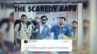 1st Test Adelaide: Australian Fans SLAM Their Media For Taking an Unnecessary Jibe at Virat Kohli-Led Team India