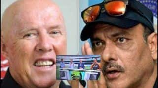 India vs Australia 3rd Test Melbourne: Ravi Shastri Fires Back at Kerry O'Keefe For His Comments on Mayank Agarwal | WATCH