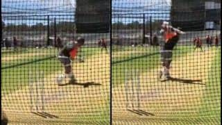 India vs Australia 1st Test: Indian Premier League 2019 Practice? Virat Kohli Hits Kuldeep Yadav For a Big One in Nets at Adelaide | Watch
