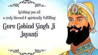 Guru Govind Singh Jayanti 2019: जब राष्ट्रहित के लिए की खालसा पंथ की स्थापना...