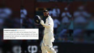 1st Test Australia vs India: Man of The Match Cheteshwar Pujara's Tweet After Virat Kohli-Led Side Created History at Adelaide is Gold