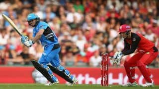 BBL 2018-19 Live Cricket Streaming: When And Where to Watch Adelaide Strikers and Melbourne Renegades 6th Match Online on Sony Liv, Jio TV App, TV Broadcast on Sony Sports, Squads, Probable XI, IST, Dream XI