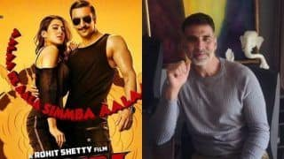 Simmba Scenes Leaked Online Not by Tamil Rockers But Akshay Kumar Fans; Find Out Why