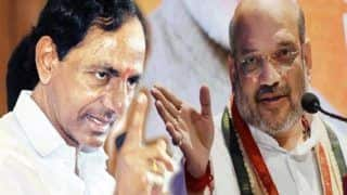 Telangana Election 2018: Will Support TRS if it Leaves Owaisi's AIMIM, Says BJP Ahead of Crucial Results