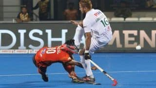 Hockey World Cup 2018: One-Match Ban For Pakistan Vice-Captain Ammad Butt