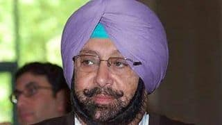 Rahul a Fine Leader, Congress Will Bounce Back: Amarinder Singh