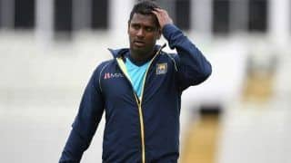 Injured Sri Lanka's All-rounder Angelo Mathews Likely To Miss Australia Tour