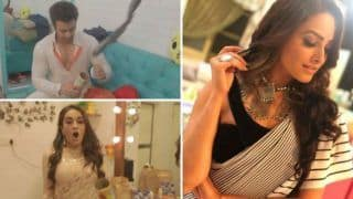 Naagin 3 Hottie Anita Hassanandani Plays Prank on Surbhi Jyoti, Pearl V Puri And Others; Video Will Leave You in Splits - Watch