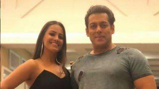 Naagin 3 Hotness Anita Hassanandani Wishes Salman Khan Happy Birthday by Grooving to Oh Oh Jaane Jaana - Watch Video
