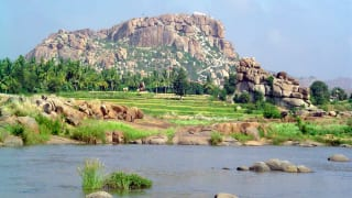 Anjeyanadri Hill in Hampi is an Interesting Place to be Explored