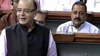 Reservation 'Jumla' Was in Congress' 2014 Manifesto: Jaitley Makes Strong Pitch For Quota Bill Passage