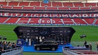 Atletico Madrid Players And Coach Gifted Brand New Cars | Pictures
