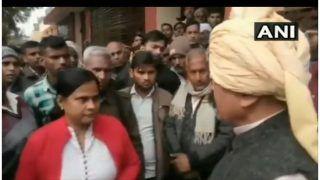 BJP MLA उदयभान सिंह ने एसडीएम को धमकाया, कहा- विधायक हूं मैं, मेरी ताकत का अहसास नहीं, देखें VIDEO