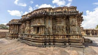 Halebidu in Karnataka is an Exquisite Mix of Architecture And History