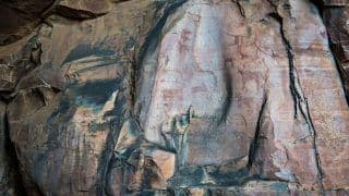 Bhimbetka Rock Shelter is One of India's Best Archaeological Treasures