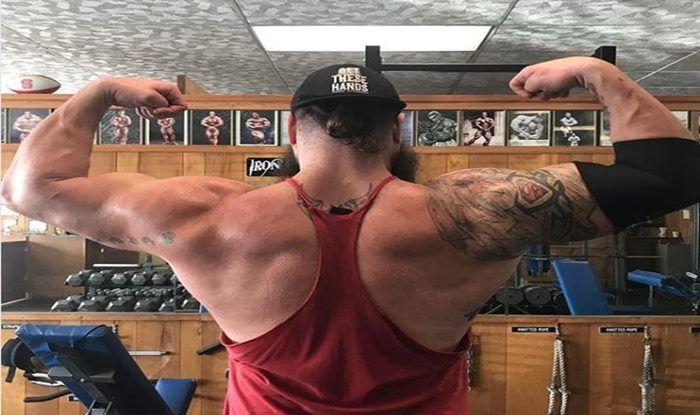 Braun Strowman_Picture credits-Twitter