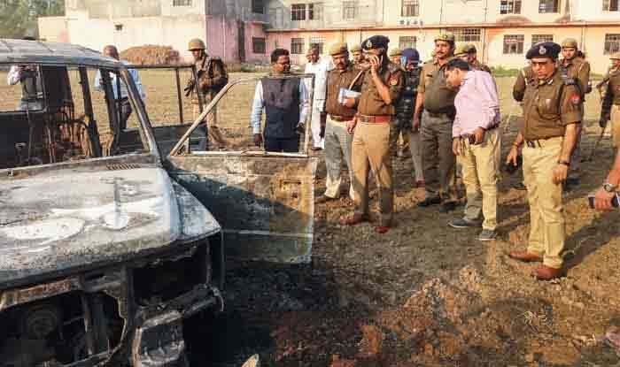 बुलन्दशहरः इंस्पेक्टर सुबोध की हत्या का मुख्य आरोपी प्रशांत नट गिरफ्तार, रिवॉल्वर की तलाश जारी