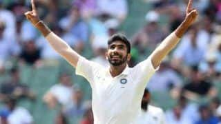 जसप्रीत बुमराह ने मेलबर्न में लगाया 'छक्का', ऐसा करने वाले पहले एशियाई गेंदबाज बने