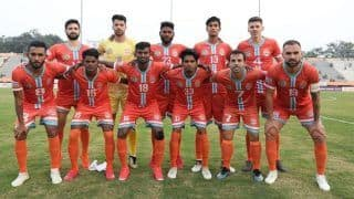 Chennai City Hammers Shillong Lajong 6-1, Takes Top Spot in I-League