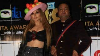 Rakhi Sawant's Weird Outfit is Making us Wonder if She's Too Hot or Not at ITA Awards 2018, See Pics And Video