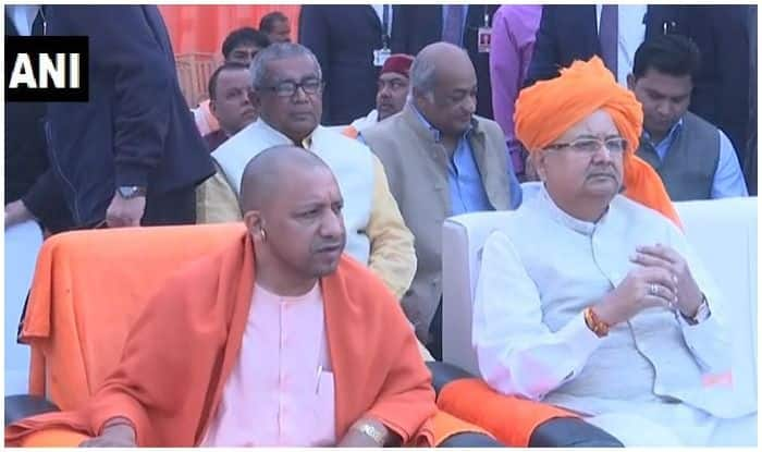 गोरखपुर पहुंचे रमन सिंह ने किया दावा, छत्तीसगढ़ में फिर पूर्ण बहुमत से सरकार बनाएगी भाजपा