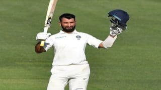 Australia vs India 2018: Shane Warne, Harbhajan Singh, Harsha Bhogle, Michael Clarke Go Gaga Over Cheteshwar Pujara's Brilliant Hundred Against Australia on Day 1 in Adelaide