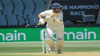 Australia vs India 1st Test Highlights: Cheteshwar Pujara Hits Hundred to Lead India's Fight Back, Hosts 250/9 on Day 1