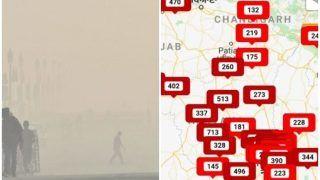 मुश्किल में सांसें: दिल्ली NCR की वायु गुणवत्ता 'गंभीर' श्रेणी में पहुंची