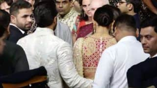 Deepika Padukone's RK Tattoo Reappears At Isha Ambani - Anand Piramal Wedding; Did She Hide it Earlier?