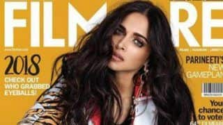 Deepika Padukone Looks Bold And Beautiful in Latest Magazine Cover - See Picture