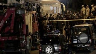 Egypt Police Kill 40 'Terrorists' in Separate Raids After Giza Bus Attack, Claims Interior Ministry
