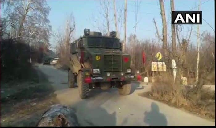 Jammu And Kashmir: Encounter Breaks Out Between Terrorists, Security Forces in Tral
