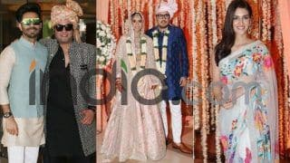 Stree Producer Dinesh Vijan And Pramita Tanwar Tie The Knot, Sushant Singh Rajput, Kriti Sanon, Varun Sharma And Other Celebs Grace The Event; See Pictures